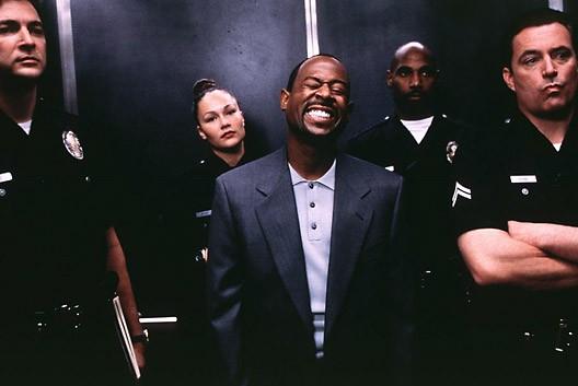 Бриллиантовый полицейский (Blue Streak)