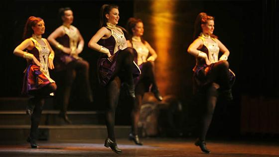 Шоу ирландских танцев