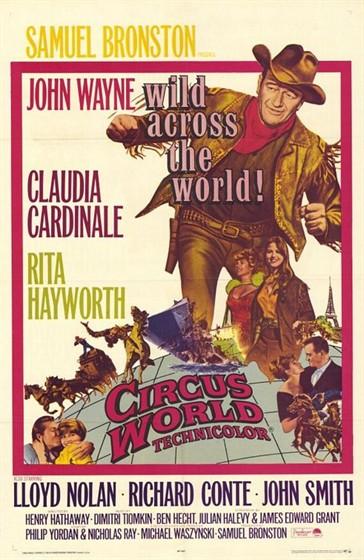Мир цирка (Circus World)