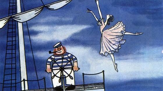 Программа мультфильмов 1968–1977 годов
