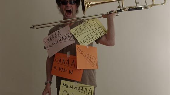 Соло из оркестровой ямы: голос второго тромбона