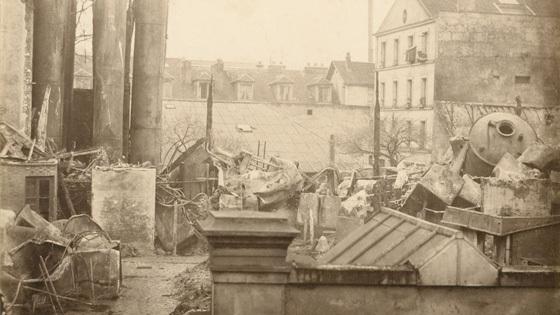Цвета ранней французской фотографии