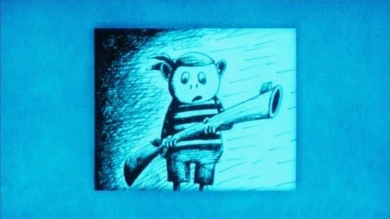 Программа чешских фильмов кафедры анимации FAMU