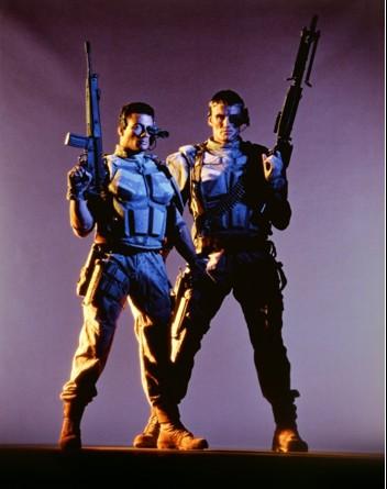 Универсальный солдат (Universal Soldier)