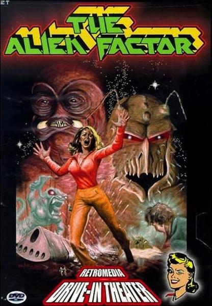 Атака пришельцев (The Alien Factor)