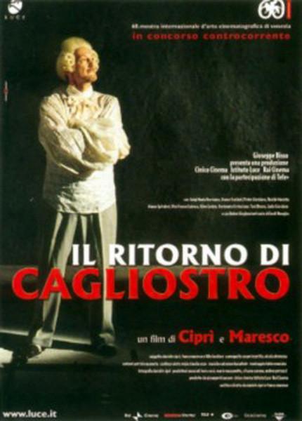 Возвращение Калиостро (Il Ritorno di Cagliostro)