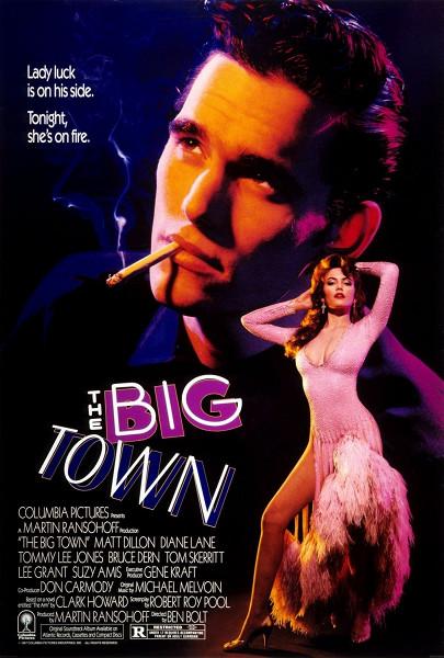 Чикаго-блюз (The Big Town)