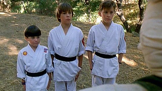Три ниндзя (3 Ninjas)