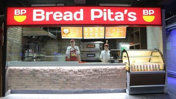 Bread Pita's