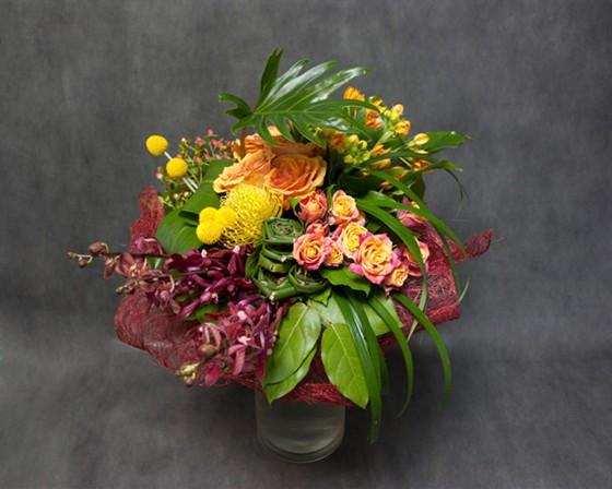 Цветы и люди