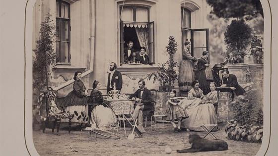 Глазами памяти. Русская усадьба в фотографии. 1860–1930