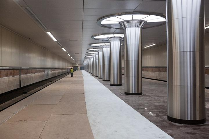 Станция «Котельники»