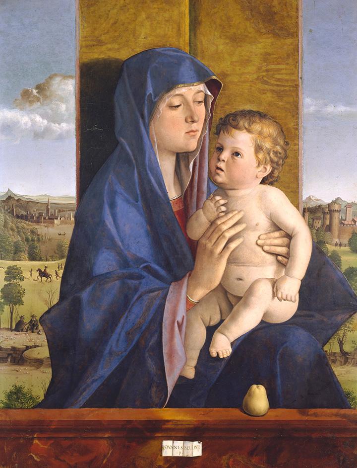 Мадонна с младенцем, 1476