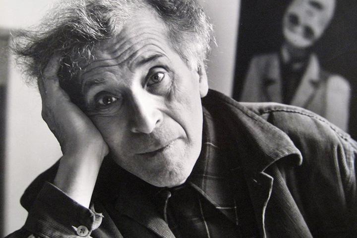 Марк Захарович Шагал, 1970 г.