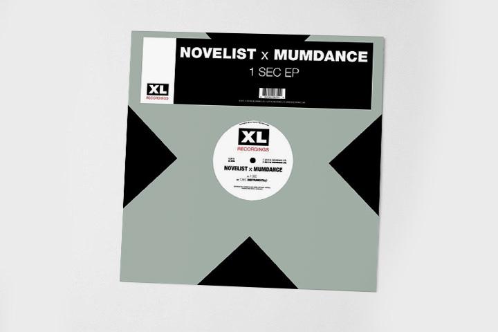 Novelist x Mumdance «1 Sec»