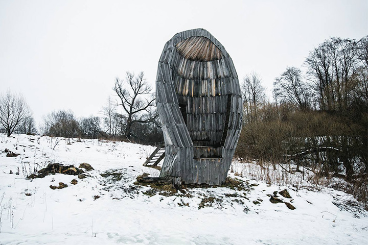 «Николино ухо» в Никола-Ленивце