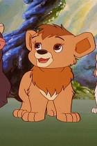 Львенок Симба — футболист