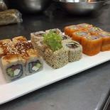 Ресторан Атлант - фотография 6 - Суши, роллы!