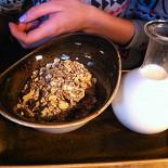 Ресторан Пироги Кучкова - фотография 1 - Хлопья с молоком