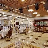 Ресторан Подполиум  - фотография 4 - Гостевой зал ресторана #2 на цокольном этаже