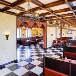 Ресторан Голицын - фотография 5 - Зал Графский, вместимостью 60 человек.