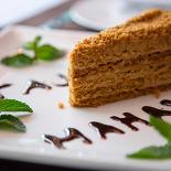 Ресторан Tajj Mahal - фотография 4 - свежие вкусные десерты