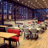 """Ресторан Клюква - фотография 1 - Главный зал ресторана """"Клюква""""."""