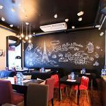 Ресторан 64 зерна - фотография 1 - Основной зал