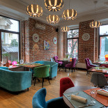 Ресторан Scenario café - фотография 2