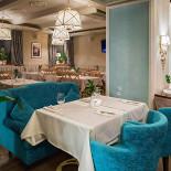 Ресторан Маджесто - фотография 5 - Основной зал