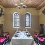 """Ресторан Артико - фотография 4 - Кабинет в ресторане """"Артико"""" на 4 персоны"""