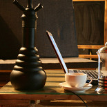 Ресторан Haze Hookah Bar & Coffee - фотография 2