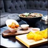 Ресторан Проект 6/2 - фотография 4 - Дальневосточная кухня - отличное дополнение к кальяну!