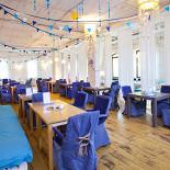 Ресторан Море внутри - фотография 1