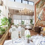 Ресторан La Marée - фотография 2 - Зимний сад