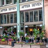 Ресторан After Seven Café - фотография 4