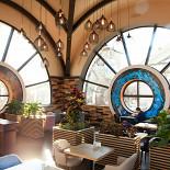 Ресторан Lambic - фотография 1 - Второй этаж ресторана