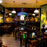 Ресторан Patrik Pub - фотография 4 - Зал 1