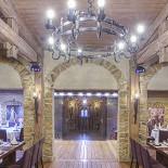 """Ресторан Артико - фотография 2 - Основной зал ресторана """"Артико"""""""