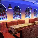 Ресторан Терраса на Гребном - фотография 5 - Синий зал