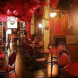 """Ресторан Цвет граната - фотография 2 - Просторный клубный зал в """"Цвете граната"""""""