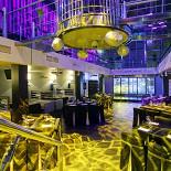 Ресторан International City Club - фотография 1 - Организация и проведение корпоративных и частных мероприятий. Банкеты, фуршеты, презентации, юбилеи, свадьбы, дни рождения.