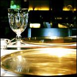 Ресторан Золотая Орда - фотография 6 - Сервировка стола