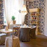 Ресторан Снегири - фотография 1 - Снегири на Долгоруковской