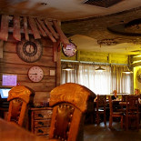 Ресторан Старое место - фотография 1 - вид с барной стойки