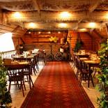 Ресторан Елки-палки - фотография 2 - Общий вид