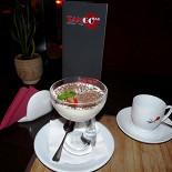 Ресторан Tango - фотография 3 - Тирамису в Танго-баре