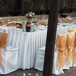 Ресторан Ниндзя - фотография 1 - Банкет на терассе.
