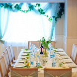 """Ресторан Sun Flower-парк - фотография 2 - Свадебный банкет в ресторане """"Катерина Парк"""""""