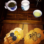 Ресторан Клуб чайной культуры - фотография 1 - Чаепитие и сладости